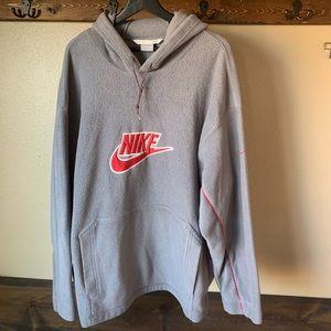 Men's Nike pull over hoodie
